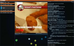 Hacknet: Everybody loves chicken